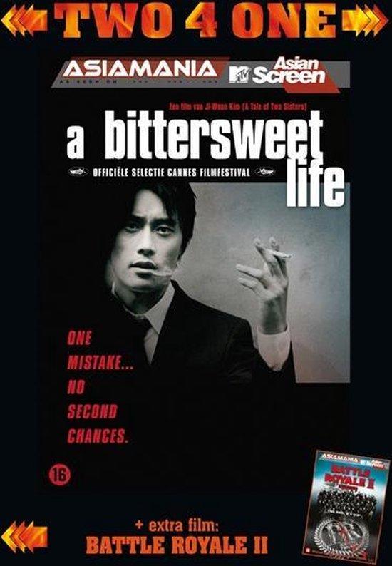 Cover van de film 'Bittersweet Life & Battle Royale II'
