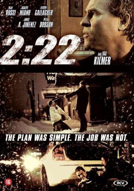 Cover van de film '2:22'