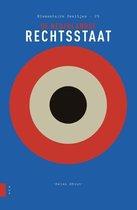 Boek cover Elementaire Deeltjes 29 -   De Nederlandse rechtsstaat van Helen Stout