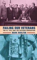 Omslag Failing Our Veterans