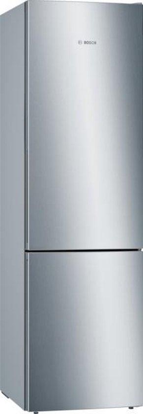 Koelkast: Bosch Serie 4 KGE39VI4A - Koel-vriescombinatie - RVS look, van het merk Bosch