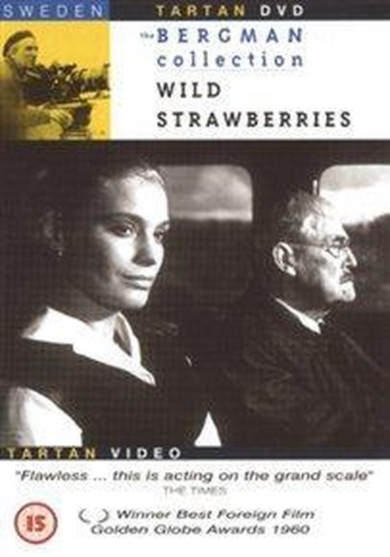 Cover van de film 'Wild Strawberries'