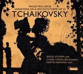 Tchaikovsky Rococo Variations Op. 33 & Trio Op. 50
