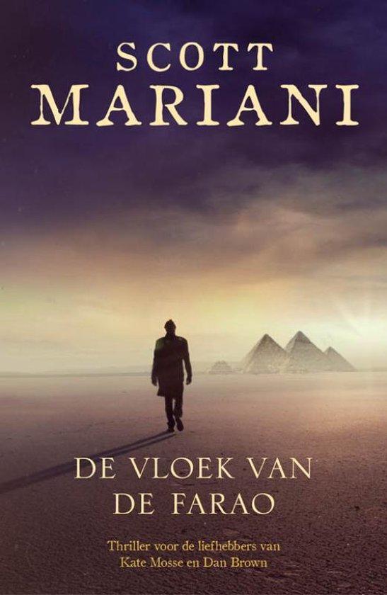 De Vloek Van De Farao - Scott Mariani   Readingchampions.org.uk