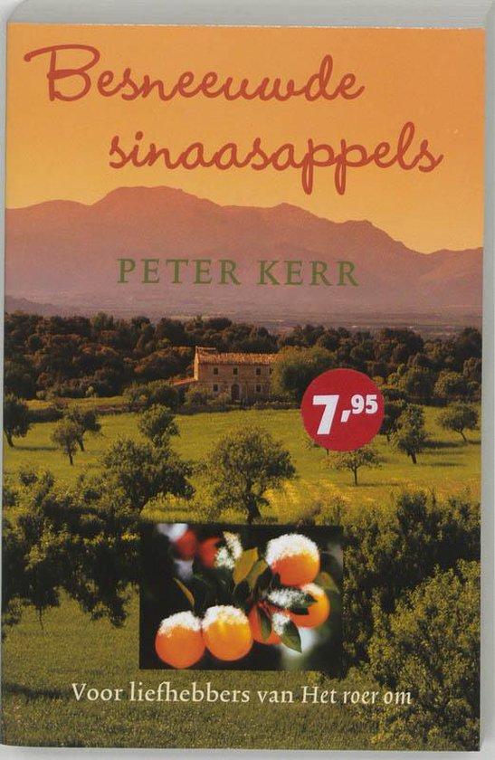 Besneeuwde sinaasappels - Peter Kerr  
