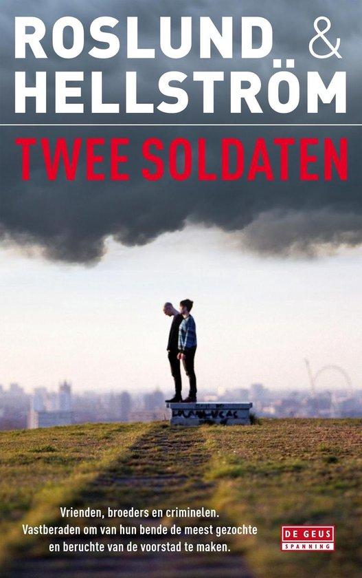 Twee soldaten - Anders Roslund |
