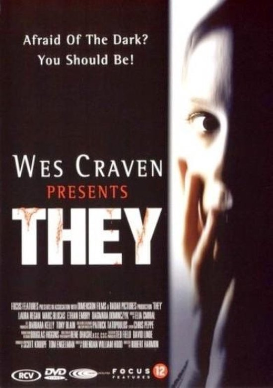 Cover van de film 'They'
