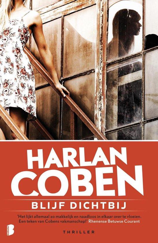 Boek cover Blijf dichtbij van Harlan Coben (Onbekend)