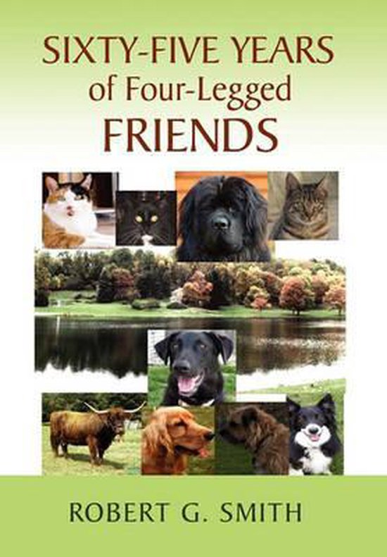 Sixty-Five Years of Four-Legged Friends
