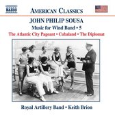 Sousa: Music For Wind Band .5
