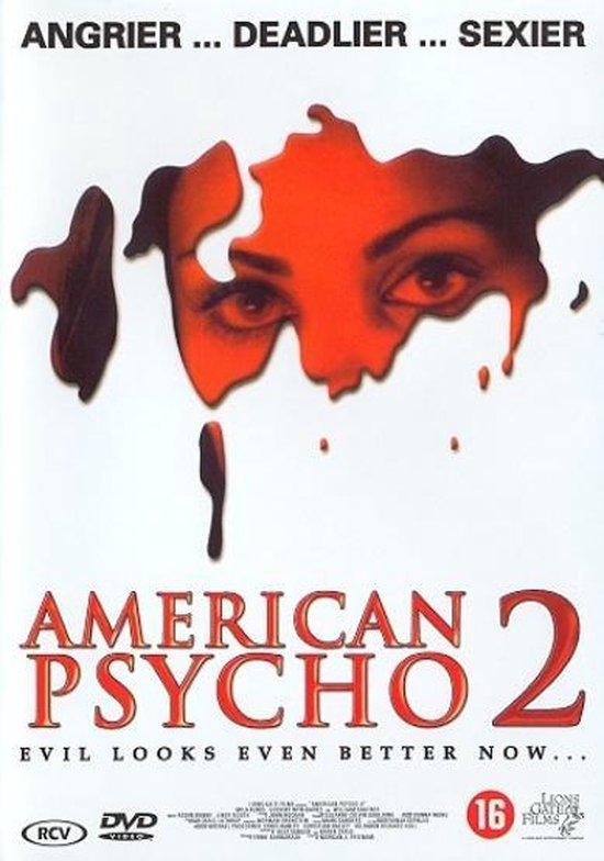 Cover van de film 'American Psycho 2'