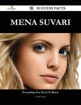Mena Suvari 91 Success Facts - Everything you need to know about Mena Suvari