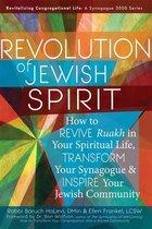 Boek cover Revolution of Jewish Spirit van Rabbi Baruch Halevi