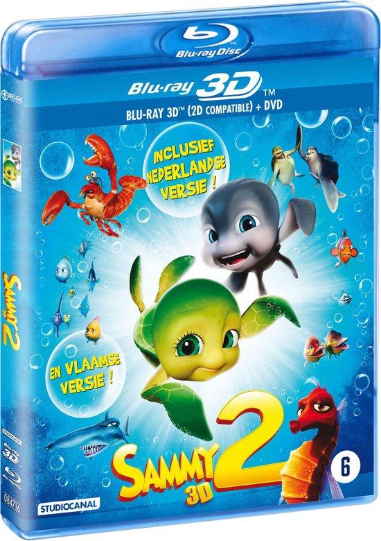 Cover van de film 'Sammy 2'