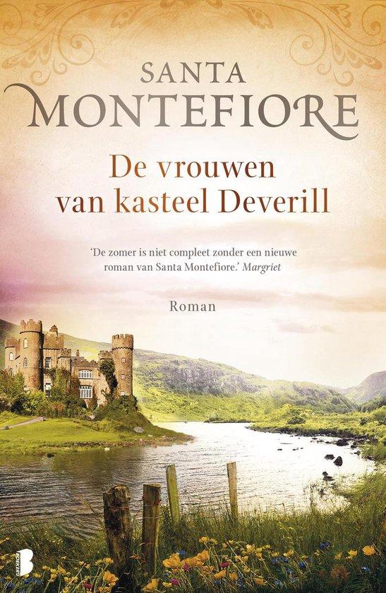 Boek cover De vrouwen van kasteel Deverill van Santa Montefiore (Onbekend)