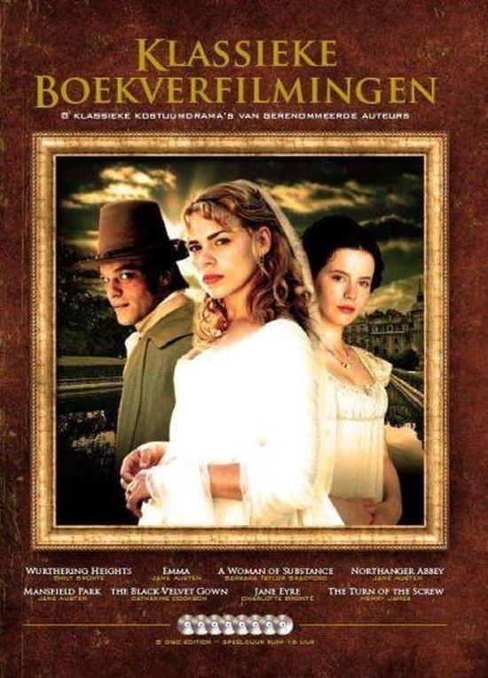 Cover van de film 'Klassieke Boekverfilmingen'