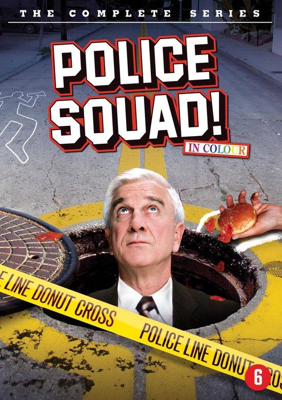 Cover van de film 'Police Squad'