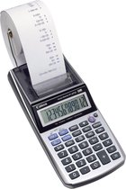 Canon P1-DTSC - Bureaurekenmachine - Zilver   Grijs