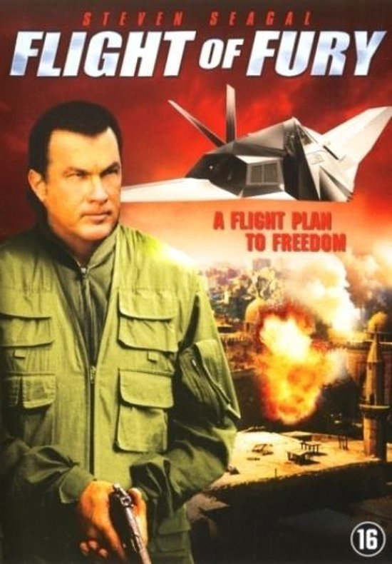 Cover van de film 'Flight Of Fury'