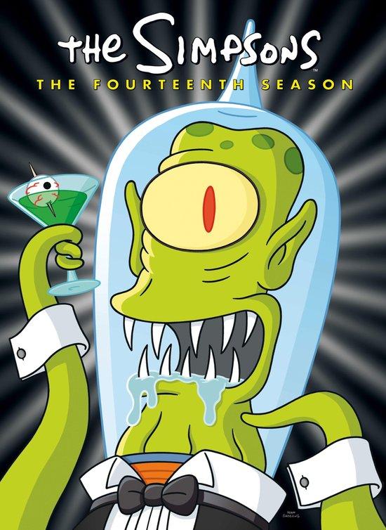 Cover van de film 'The Simpson'
