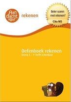 Aandacht voor Rekenen - Oefenboek Rekenen Groep 3 - 1e helft schooljaar
