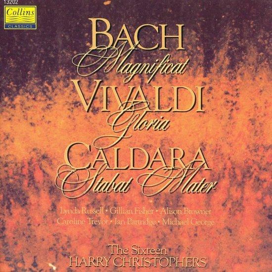 Vivaldi: Gloria in D Major; Caldara: Stabat Mater; J.S. Bach: Magnificat in D Major