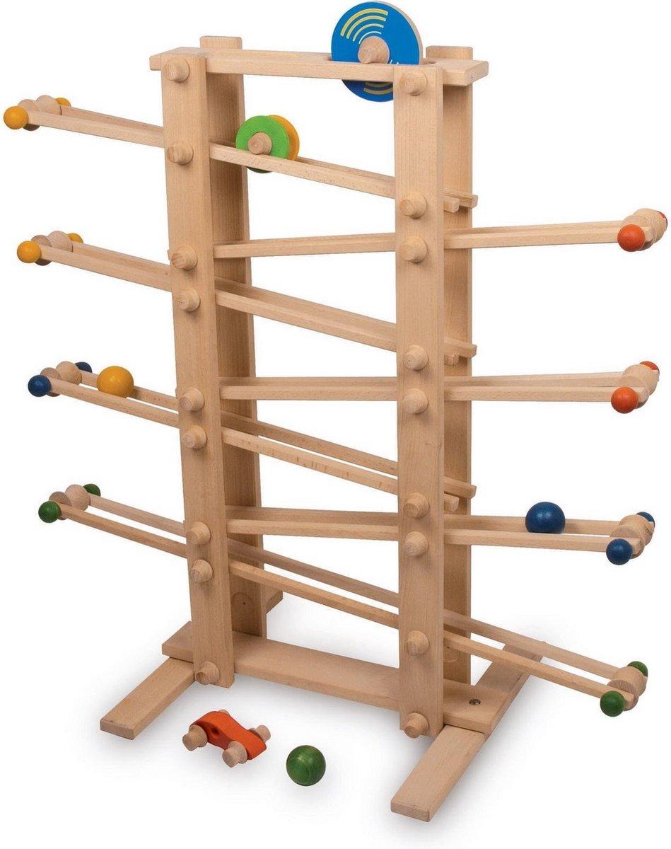Base Toys Knikkerbaan Giant - Hout