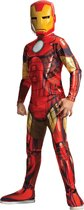RUBIES FRANCE - Klassiek Iron Man animatieserie kostuum voor jongens - 110/116 (5-6 jaar) - Kinderkostuums