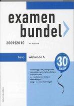 Examenbundel / 2009/2010 Havo Wiskunde A