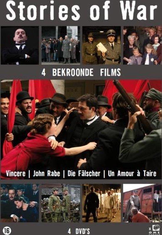 Cover van de film 'Stories Of War Box'