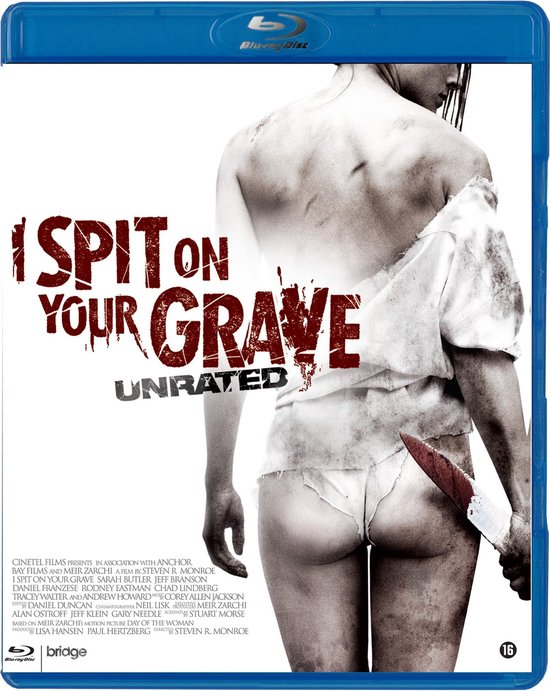 Cover van de film 'I Spit On Your Grave'