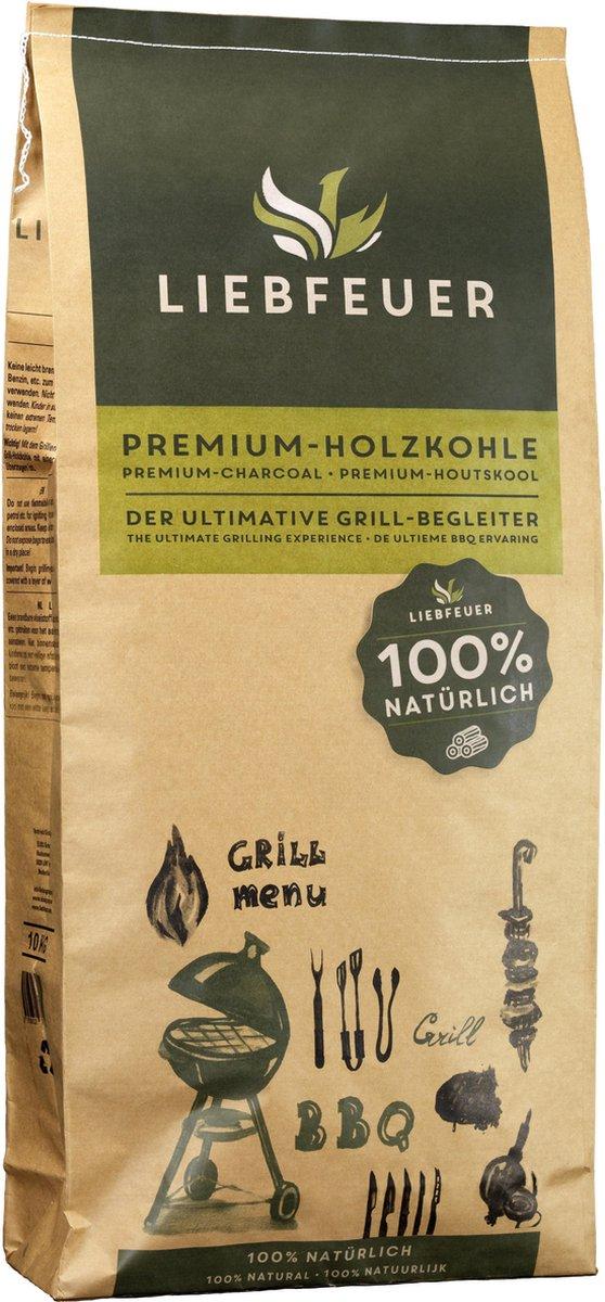 Liebfeuer Premium Houtskool 10KG