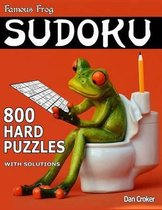 Famous Frog Sudoku 800 Hard Puzzles with Solutions
