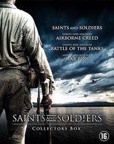Movie - Saint & Soldiers 1-4 Box