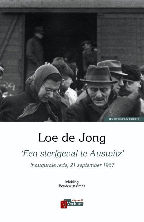 'Een sterfgeval te Auswitz' - Loe de Jong |