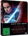 Star Wars: The Last Jedi (3D & 2D Blu-ray) (Steelbook) (Import)