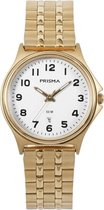 Prisma Dames Edelstaal 5 ATM horloge P.1691