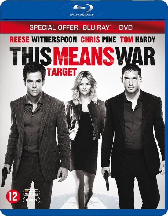 Cover van de film 'This Means War'
