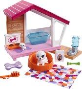 Barbie Puppyspeelhuisje - Barbie Meubels & Accessoires