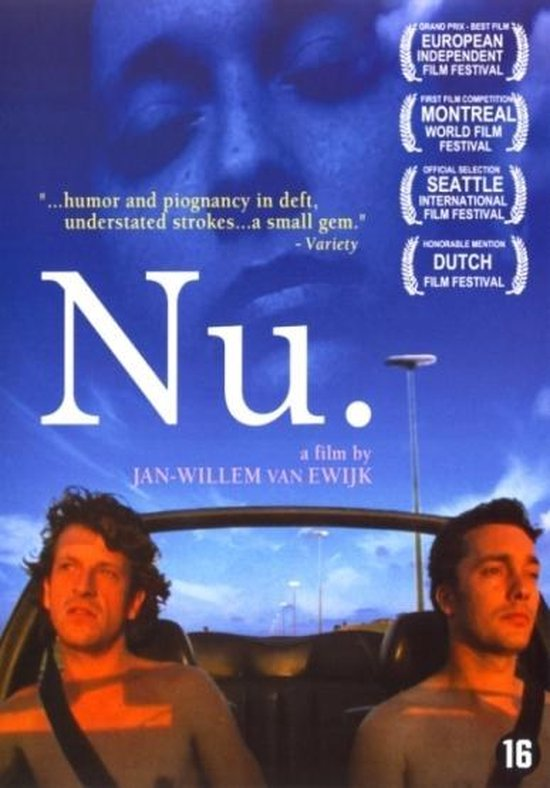 Cover van de film 'Nu.'