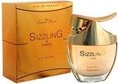 Sizzling dames parfum: een fruitige parfum met Ananas, Dragon, Witte Musk + gratis dames parfum 100 ml