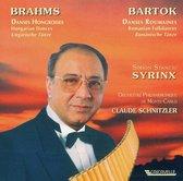 Brahms: Hungarian Dances; Bartok: Romanian Folkdances