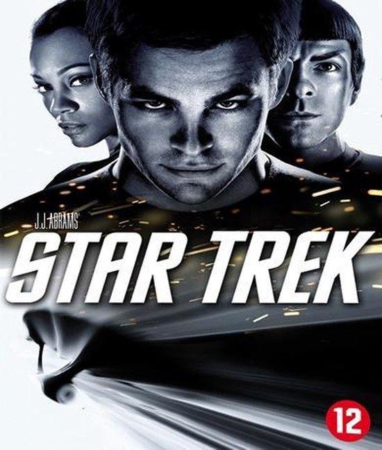 Cover van de film 'Star Trek'