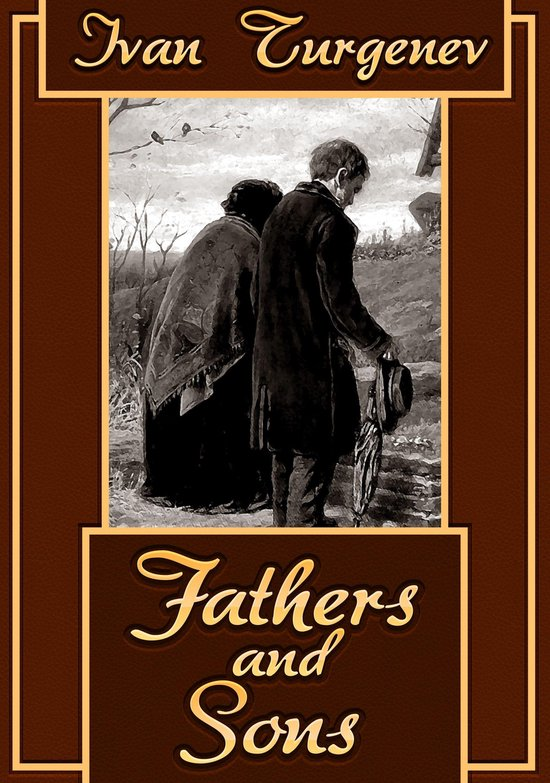 Boek cover Fathers And Sons van ivan turgenev (Onbekend)