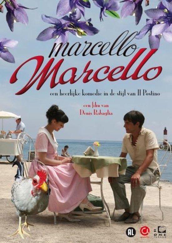 Cover van de film 'Marcello Marcello'