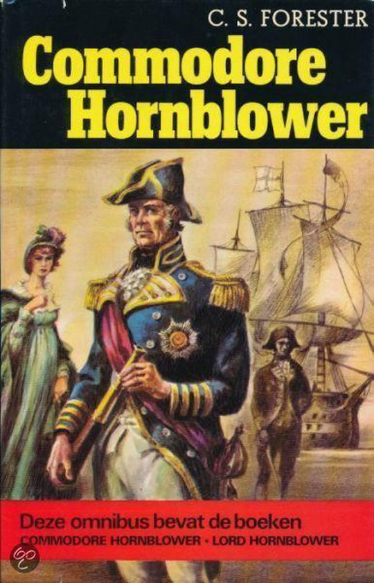 0mmodore hornblower comm.lord hornbl C - Forester |