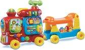 Afbeelding van VTech Baby 5 in 1 Letter Locomotief - Interactief Speelfiguur speelgoed