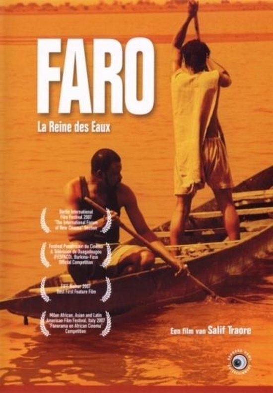 Cover van de film 'Faro - La Raine Des Eaux'