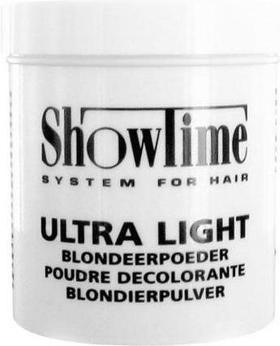 Showtime Ultralight Blondeerpoeder - ShowTime