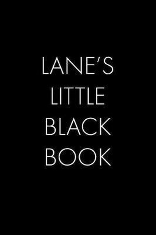 Lane's Little Black Book
